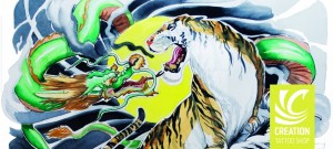 Tigris és Sárkány